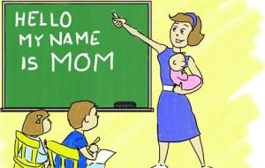 Homeschooling Parent