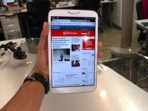 Samsung Galaxy Tab 3 de 10 inch- Pentru ca marimea conteaza!