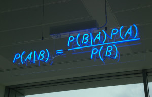 Bayes' theorem - the formula that decrypts the world