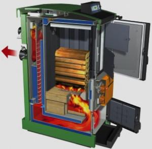 Cum se curata centrala termica pe lemne?