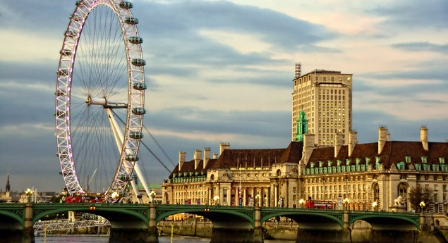Visiting London The Most Swinging City In The World