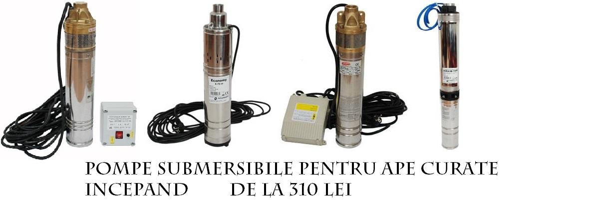 modele de pompa submersibile