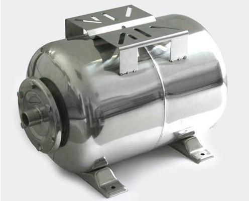 vas butelie hidrofor din inox cu capacitatea de 50 litri