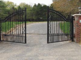 Automatizarea portilor batante pentru un control optim al accesului in curte