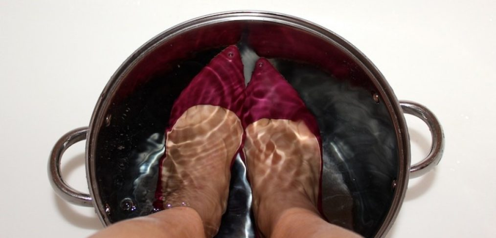 Metode de largire a pantofilor