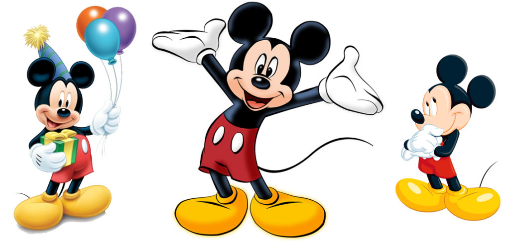 Cum a aparut Mickey Mouse?