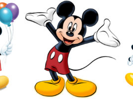 Cum a aparut Mickey Mouse?