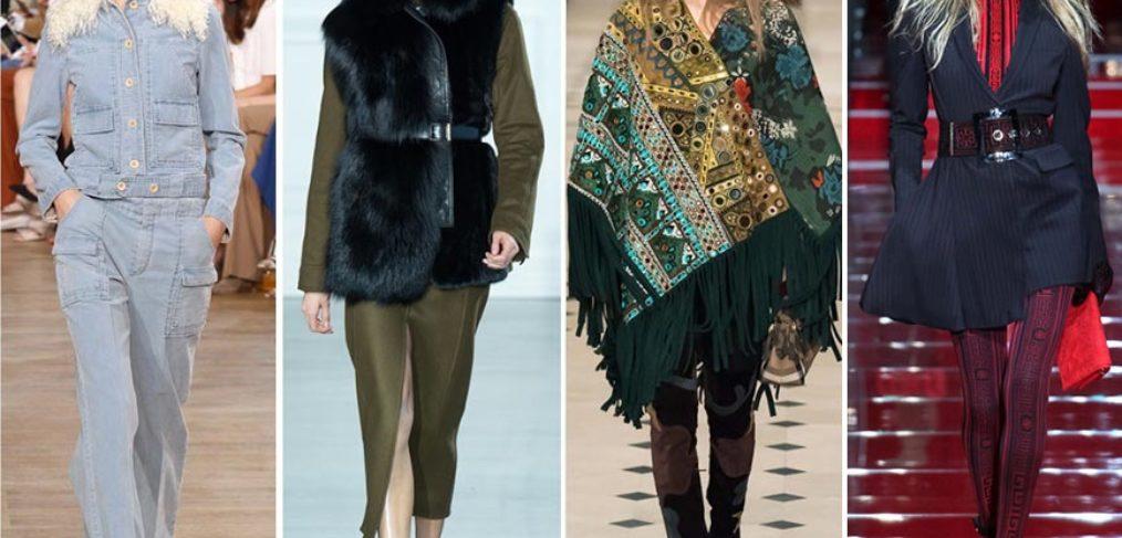 Tendintele modei pentru toamna anului 2017