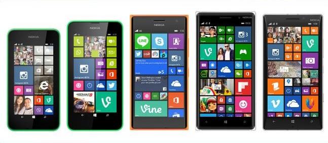 Ce lucruri noi pot face telefoanele din gama Nokia Lumia