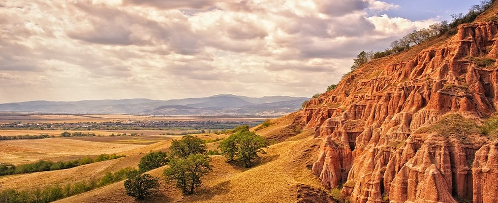 Minunile naturii si bogatiile Romaniei – Rapa Rosie