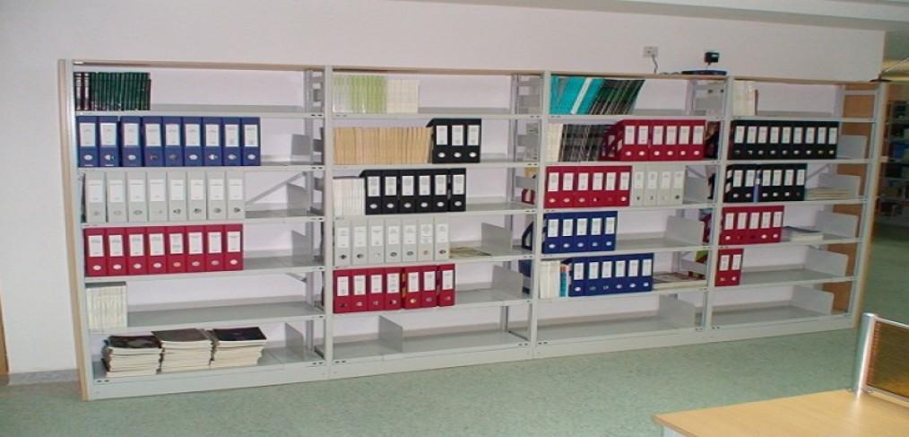 Sistemele de rafturi pentru biblioteci