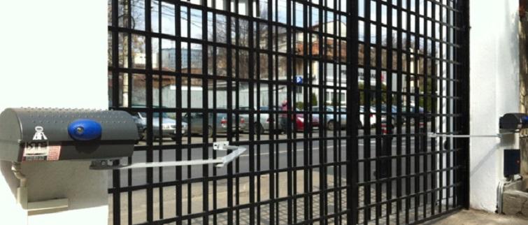 Tipuri de automatizari pentru portile batante