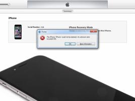 Apple declara ca Error 53 de pe iPhone este de fapt o masura de securitate