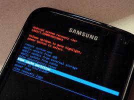 Resoftarea pentru smartphone-urile Samsung prin programul Odin