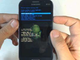 Cum iti resetezi telefonul Samsung?