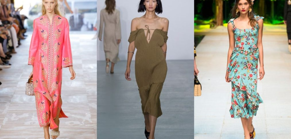 Rochii la moda vara asta