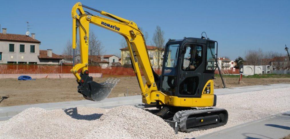 Cand este nevoie de mini excavatoare si excavatoare pe senile?