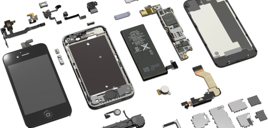Cele mai cautate piese pentru smartphone