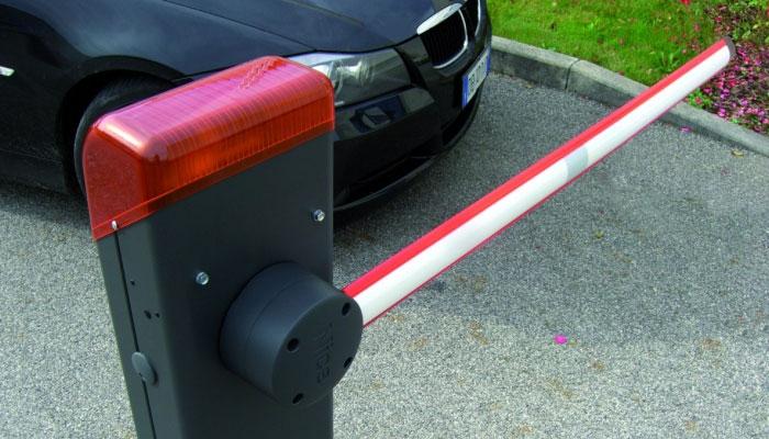Unde pot sa fie utilizate barierele de acces?