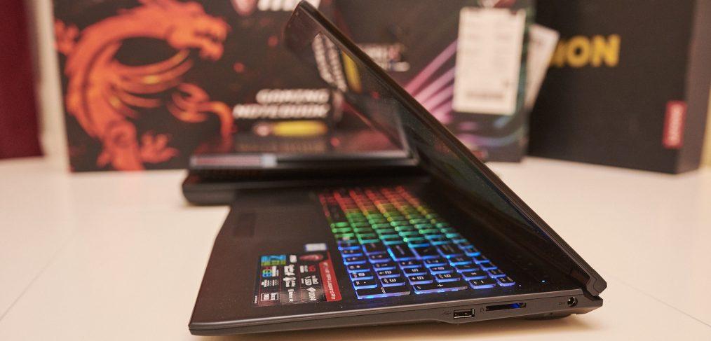 Sfaturi pentru laptopurile de gaming