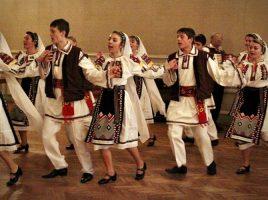 Componenta costumului popular romanesc