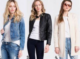 5 Tipuri de Jachete de Dama Perfecte Pentru Primava
