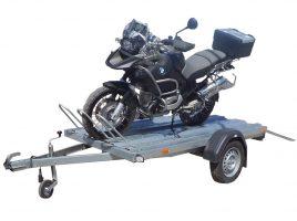 Cum alegi o remorca pentru motociclete?