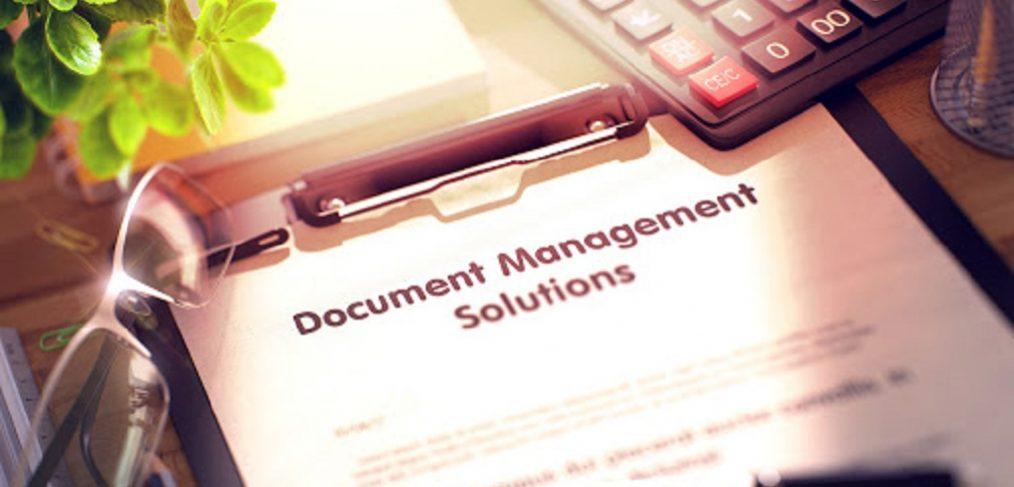 Ce este managementul documentelor?