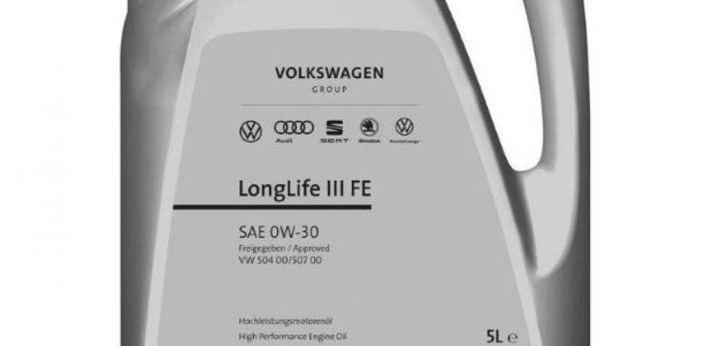 Care este cel mai potrivit ulei pentru motoarele VW