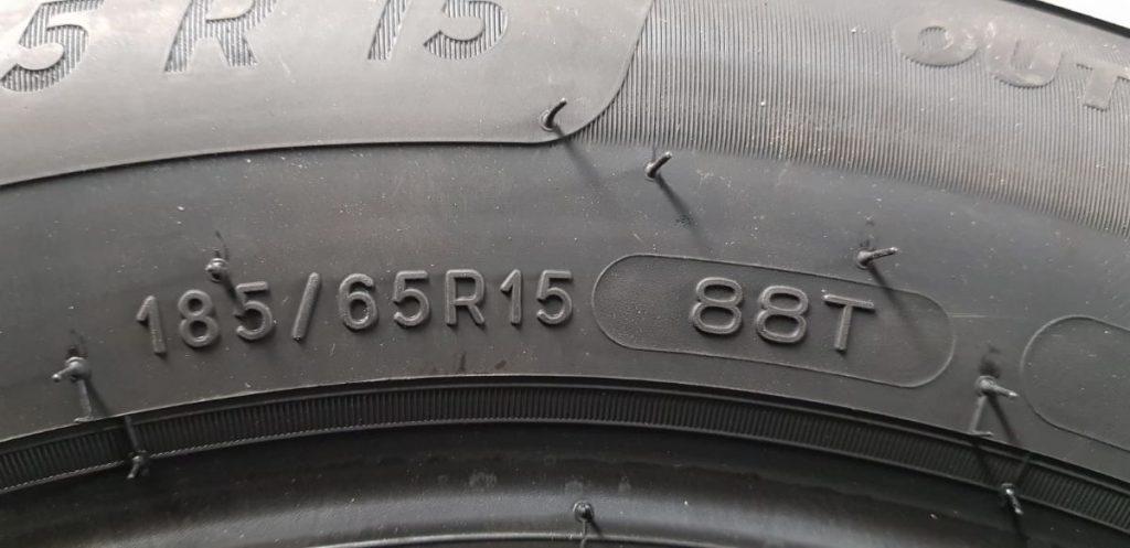 anvelope cu marcajul 88T
